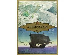 A Tempestade - Shakespeare - Livro