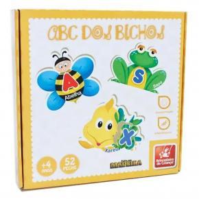 ABC dos Bichos - Brincadeira de Criança
