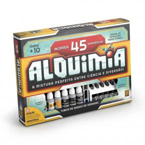 Alquimia 45 Experiências - Grow