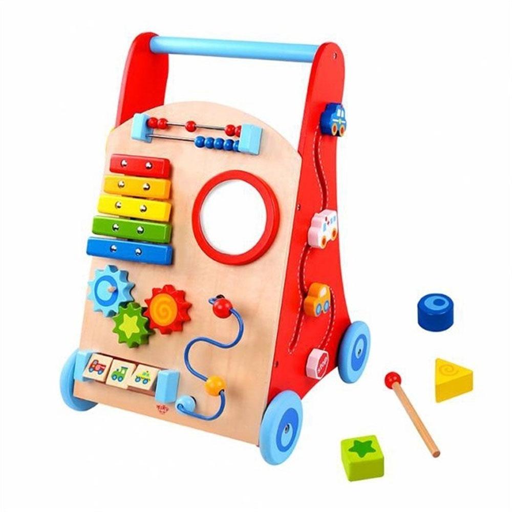 Andador Educativo Multifuncional - Tooky Toy