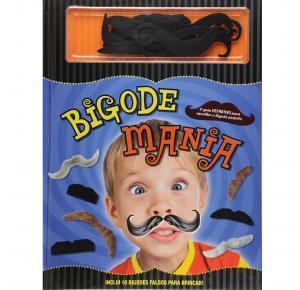 Bigode Mania - Vale das Letras Editora - Livro
