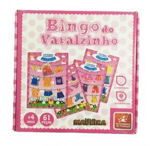 Bingo Varalzinho - Brincadeira De Criança