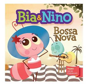 CD - Bossa Nova - Bia & Nino & Lis de Carvalho