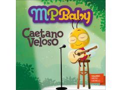 CD - MPBaby - Caetano Veloso