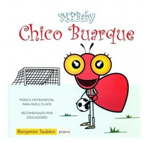 CD - MPBaby - Chico Buarque