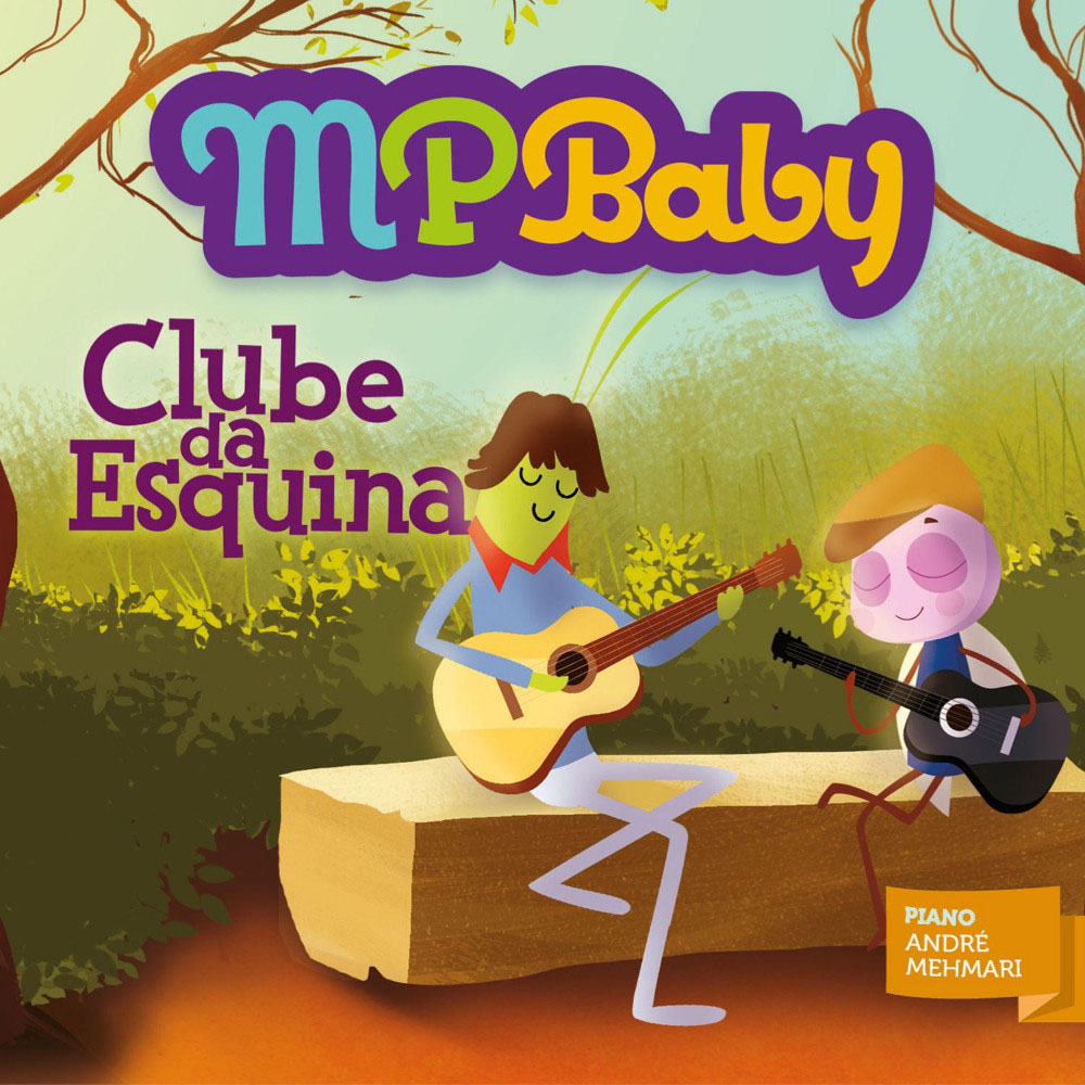 CD - MPBaby - Clube da Esquina