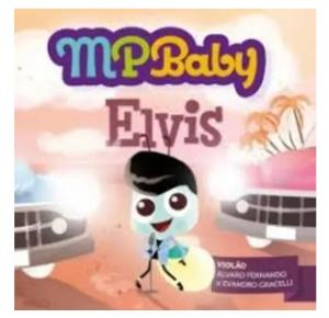 CD - MPBaby - Elvis Presley