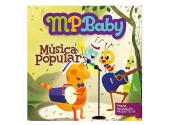 CD - MPBaby - Música Popular