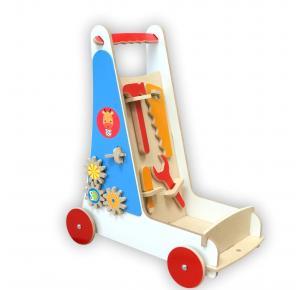 Carrinho de Ferramentas em Madeira - Top Toy - Andador