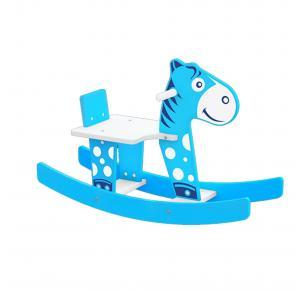 Cavalo Gangorra Azul - Balanço - Junges