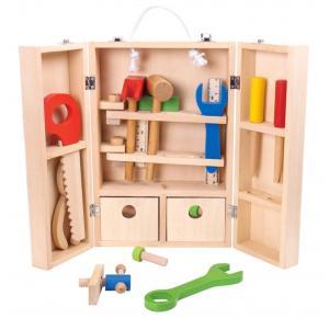 Conjunto Carpinteiro - Tooky Toy