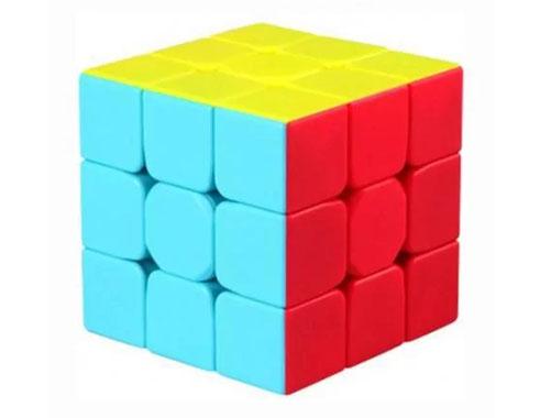 Cubo Mágico 3x3x3 Color - QIYI