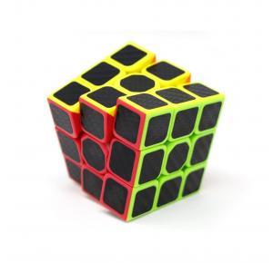 Cubo Mágico 3X3X3 Warrior Carbon - QIYI