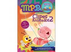 DVD - Clipes Animados 2 - MPBaby
