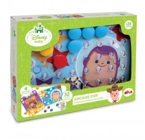 Encaixe Cor Toy Story Baby - Elka