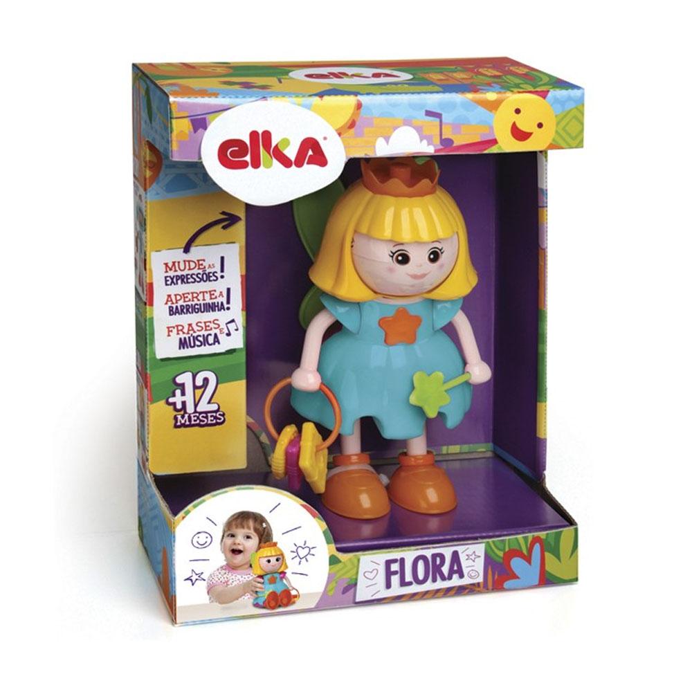 Flora - Fadinha de Atividades - Elka