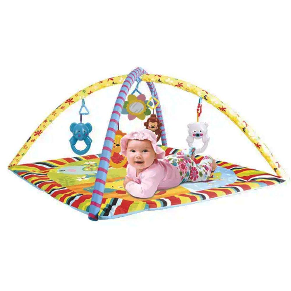 Ginásio Atividade Bebê Selva Divertida - Yes Toys