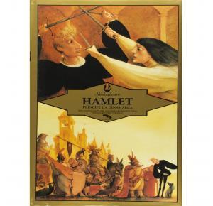 Hamlet (Shakespeare) - Dimensão Editora - Livro