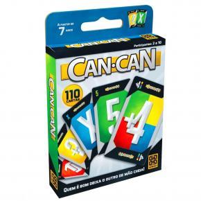 Jogo Can-Can - Cartas - Grow