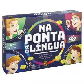 Jogo Na Ponta da Língua - Grow - Alfabeto Português