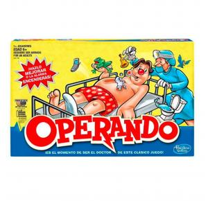 Jogo Operando - Hasbro - Faz de Conta