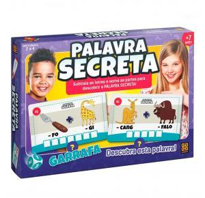 Jogo Palavra Secreta - Grow
