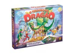 Jogo Tesouro do Dragão - Tabuleiro - Grow