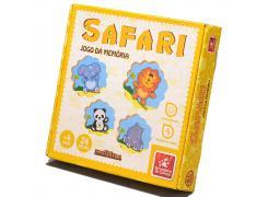 Jogo da Memória Safari - Brincadeira de Criança