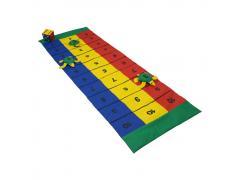 Jogo de Corrida com tema de Tartaruga - LDM Brinquedos