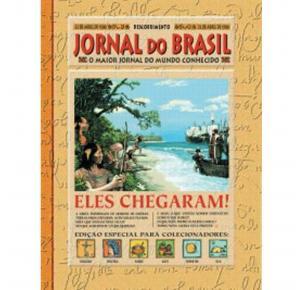 Jornal do Brasil - Dimensão Editora - Livro