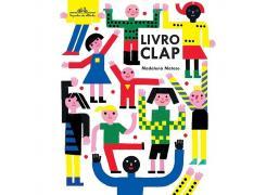 Livro Clap - Companhia das Letrinhas - Livro