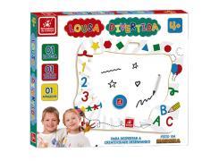 Lousa Pré School Pintando O Sete - Brincadeira De Criança