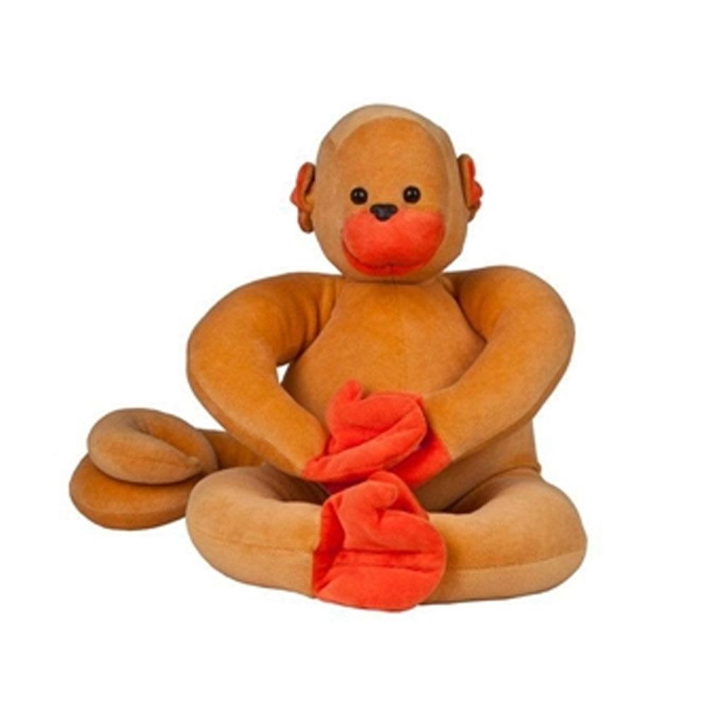 Macaco Barrigudinho G - Cas Brinquedos