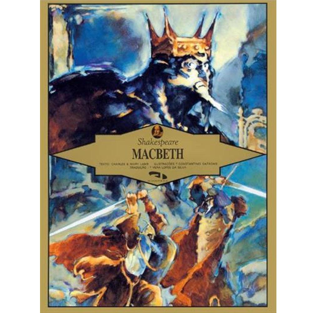 Macbeth (Shakespeare) - Dimensão Editora - Livro
