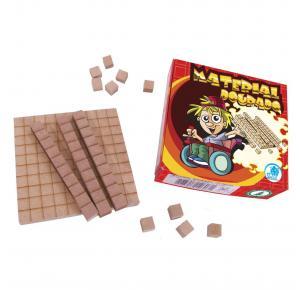 Material Dourado 62 Peças - Caixa Cartonada - Simque