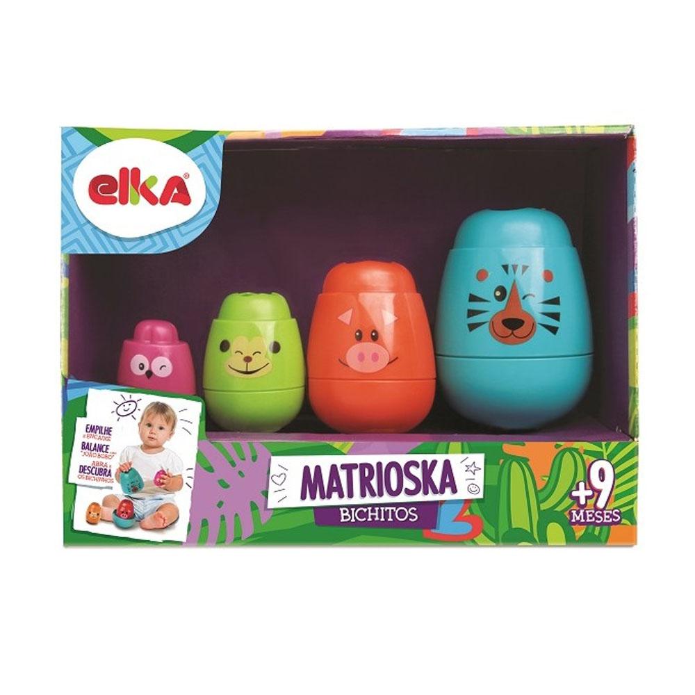 Matrioska – Bichitos - Elka