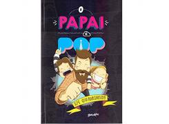 O papai é pop HQ Vol.1 - Belas-Letras - Livro