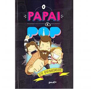 O papai é pop HQ Vol.1 - Belas-Letras - Livro