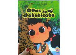 Olhos de Jabuticaba - Cora Editora - Livro