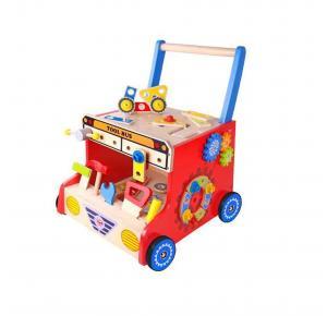 Ônibus Com Ferramentas - Tooky Toy - Andador