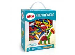 Pinos Mágicos 500 Peças - Elka