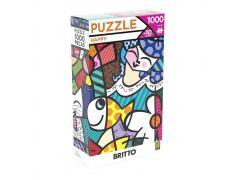 Puzzle 1000 peças Romero Britto Happy - Grow