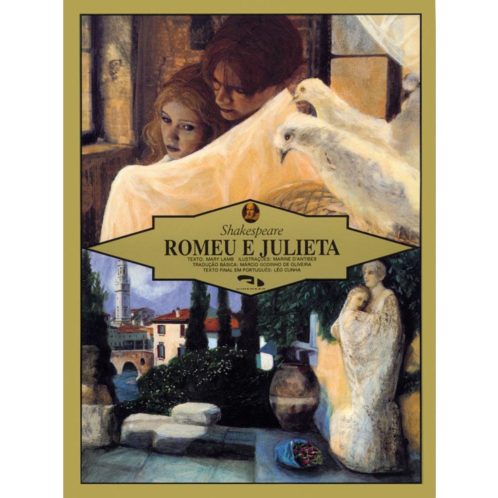 Romeu e Julieta (Shakespeare) - Dimensão Editora - Livro