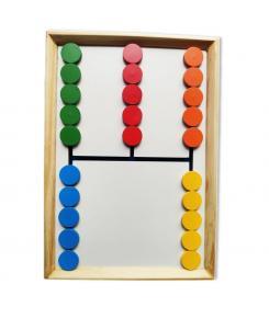 Seleção de Cores - Grillo Brinquedos