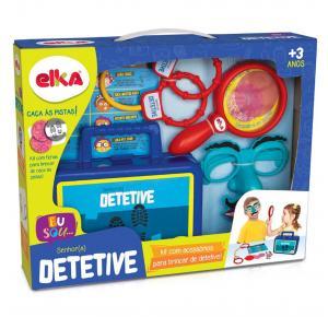 Senhor (a) Detetive - Elka - Faz de Conta