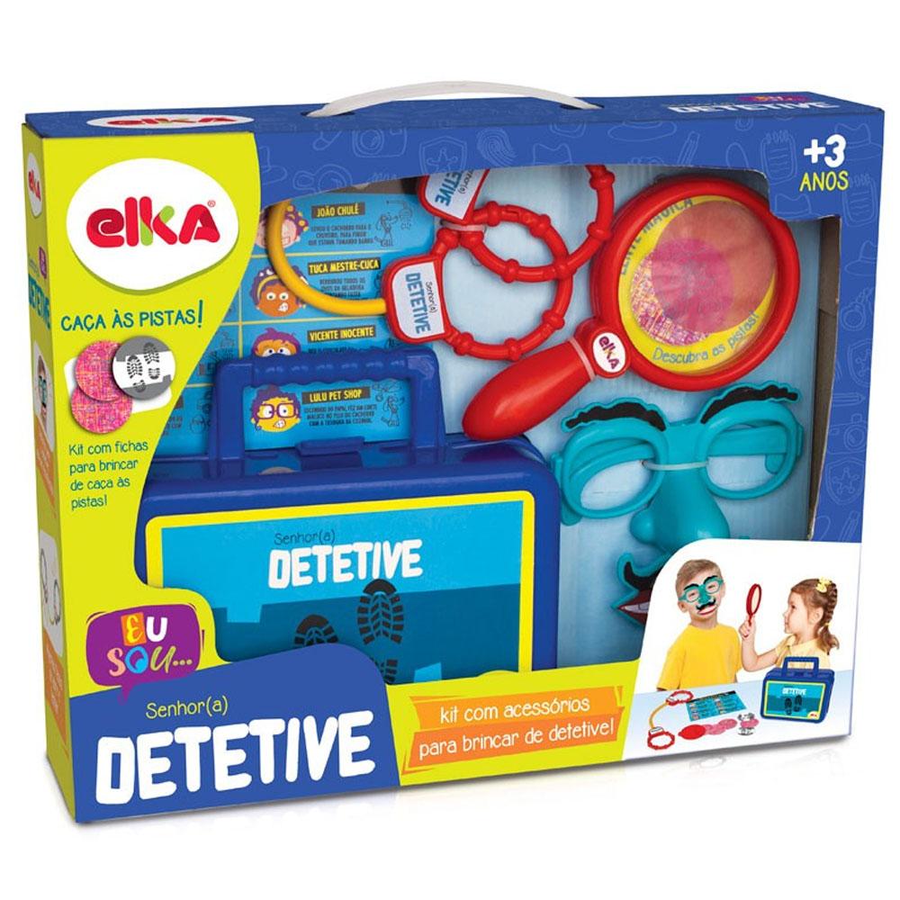 Senhor (a) Detetive - Elka