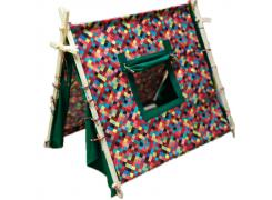 Tenda Infatil Multicores - Grillo Brinquedos