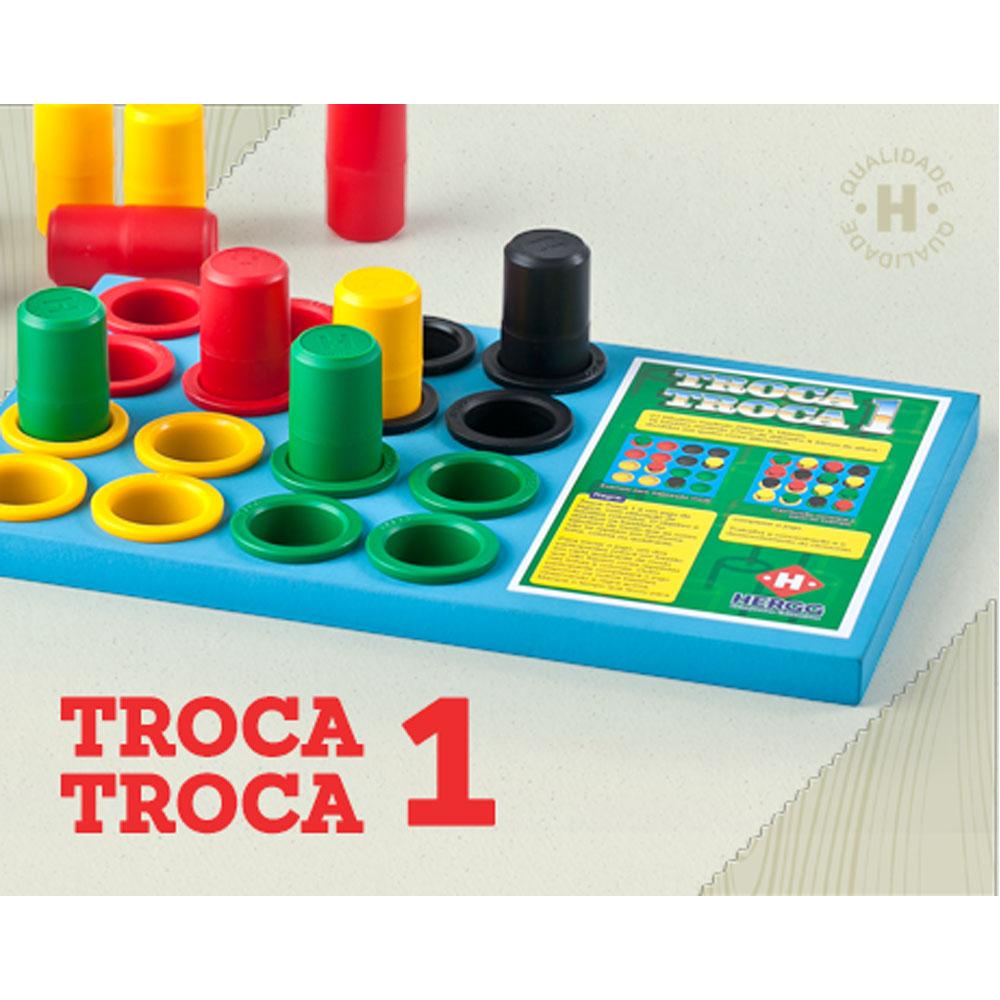 Troca Troca 1 - Desafios Progressivos - Hergg
