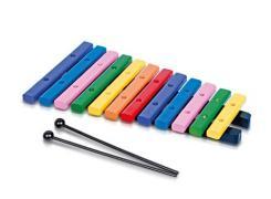 Xilofone Colorido 12 teclas | C6 a G7 - Vibratom