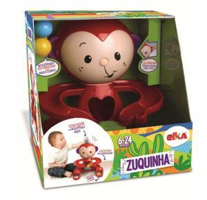 Zuquinha Escorrega Bolinha - Elka